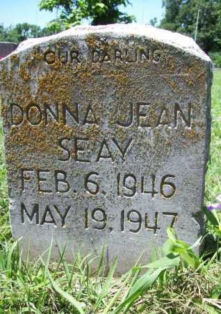 SEAY, DONNA JEAN - Benton County, Arkansas | DONNA JEAN SEAY - Arkansas Gravestone Photos