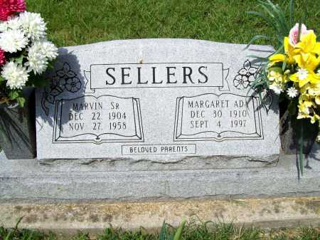 SELLERS, MARGARET ADA - Benton County, Arkansas | MARGARET ADA SELLERS - Arkansas Gravestone Photos
