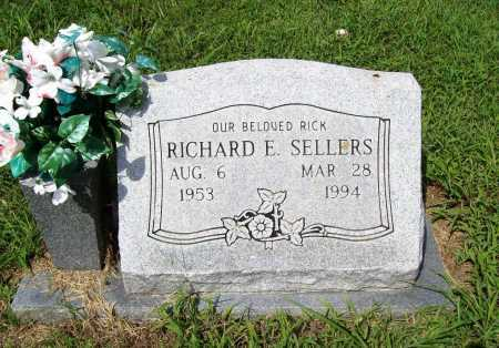 "SELLERS, RICHARD E. ""RICK"" - Benton County, Arkansas 