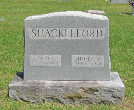 SHACKELFORD, SUSIE - Benton County, Arkansas | SUSIE SHACKELFORD - Arkansas Gravestone Photos