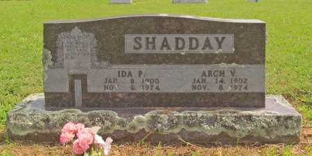 SHADDAY, ARCH V. - Benton County, Arkansas | ARCH V. SHADDAY - Arkansas Gravestone Photos
