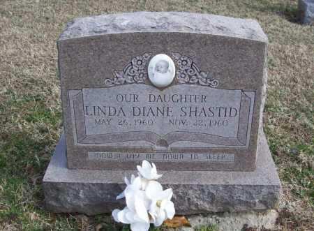 SHASTID, LINDA DIANE - Benton County, Arkansas | LINDA DIANE SHASTID - Arkansas Gravestone Photos