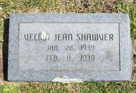 SHAWVER, VELMA JEAN - Benton County, Arkansas | VELMA JEAN SHAWVER - Arkansas Gravestone Photos