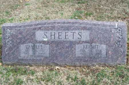 WOODRUFF SHEETS, HELEN CAMILLE - Benton County, Arkansas | HELEN CAMILLE WOODRUFF SHEETS - Arkansas Gravestone Photos