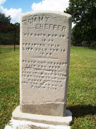 SHEFFER, TOMMY - Benton County, Arkansas | TOMMY SHEFFER - Arkansas Gravestone Photos