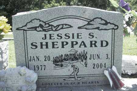 SHEPPARD (VETERAN), JESSIE SHANE - Benton County, Arkansas | JESSIE SHANE SHEPPARD (VETERAN) - Arkansas Gravestone Photos