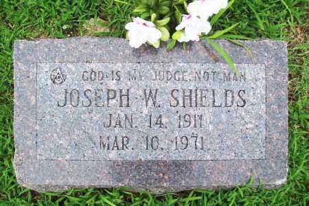 SHIELDS, JOSEPH W. - Benton County, Arkansas | JOSEPH W. SHIELDS - Arkansas Gravestone Photos