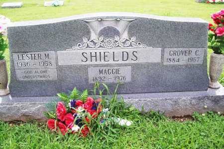 SHIELDS, LESTER M. - Benton County, Arkansas | LESTER M. SHIELDS - Arkansas Gravestone Photos