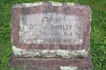SHIPLEY, DORA - Benton County, Arkansas | DORA SHIPLEY - Arkansas Gravestone Photos