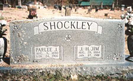 SHOCKLEY, PARLEE J. - Benton County, Arkansas | PARLEE J. SHOCKLEY - Arkansas Gravestone Photos