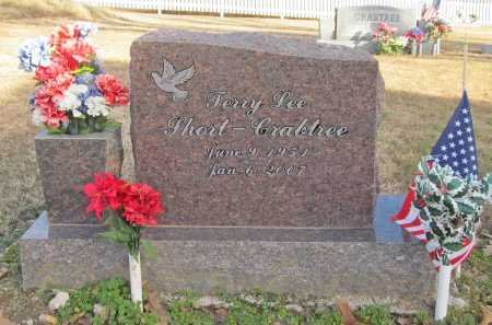 SHORT-CRABTREE (VETERAN VIET), TERRY LEE - Benton County, Arkansas | TERRY LEE SHORT-CRABTREE (VETERAN VIET) - Arkansas Gravestone Photos