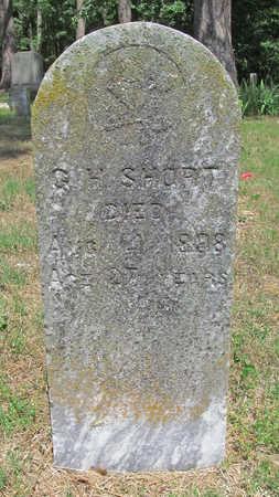 SHORT, G H - Benton County, Arkansas | G H SHORT - Arkansas Gravestone Photos