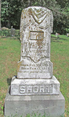 SHORT, PEARL - Benton County, Arkansas | PEARL SHORT - Arkansas Gravestone Photos