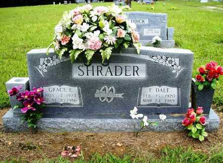 SHRADER, GRACE E. - Benton County, Arkansas | GRACE E. SHRADER - Arkansas Gravestone Photos