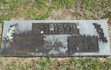 SHREVE, SAM H. - Benton County, Arkansas | SAM H. SHREVE - Arkansas Gravestone Photos