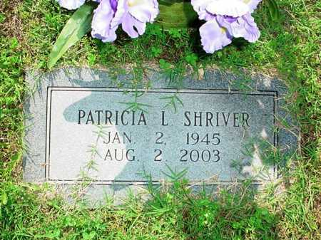 SHRIVER, PATRICIA L. - Benton County, Arkansas | PATRICIA L. SHRIVER - Arkansas Gravestone Photos