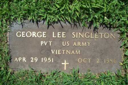 SINGLETON (VETERAN VIET), GEORGE LEE - Benton County, Arkansas | GEORGE LEE SINGLETON (VETERAN VIET) - Arkansas Gravestone Photos