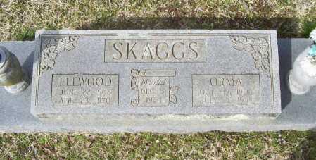 SKAGGS, ORMA - Benton County, Arkansas | ORMA SKAGGS - Arkansas Gravestone Photos