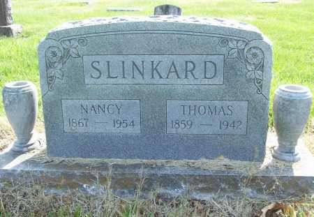 SLINKARD, NANCY - Benton County, Arkansas | NANCY SLINKARD - Arkansas Gravestone Photos