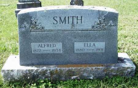 SMITH, ELLA - Benton County, Arkansas | ELLA SMITH - Arkansas Gravestone Photos
