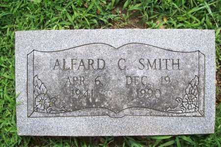 SMITH, ALFARD C. - Benton County, Arkansas | ALFARD C. SMITH - Arkansas Gravestone Photos