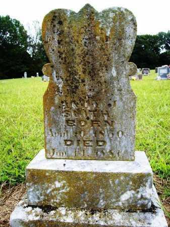 SMITH, ANDY J. - Benton County, Arkansas | ANDY J. SMITH - Arkansas Gravestone Photos