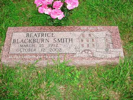 BLACKBURN SMITH, BEATRICE - Benton County, Arkansas | BEATRICE BLACKBURN SMITH - Arkansas Gravestone Photos