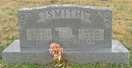 SMITH, MARION - Benton County, Arkansas | MARION SMITH - Arkansas Gravestone Photos