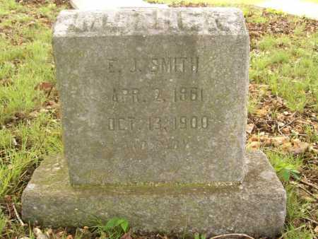 SMITH, E. J. - Benton County, Arkansas | E. J. SMITH - Arkansas Gravestone Photos