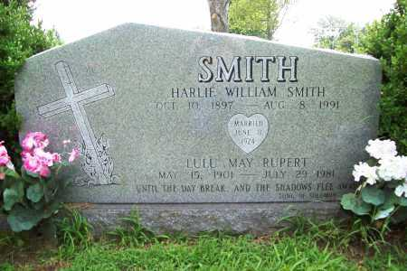 SMITH, HARLIE WILLIAM - Benton County, Arkansas | HARLIE WILLIAM SMITH - Arkansas Gravestone Photos