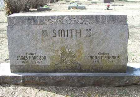 "PHARRIS SMITH, EMMA JANE ""CANDA"" - Benton County, Arkansas 
