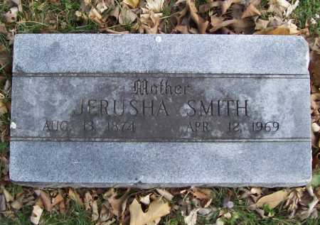 SMITH, JERUSHA - Benton County, Arkansas | JERUSHA SMITH - Arkansas Gravestone Photos