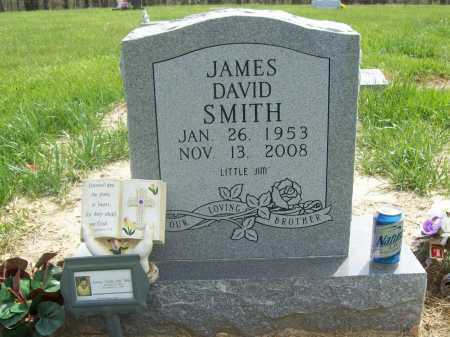 "SMITH, JAMES DAVID ""LITTLE JIM"" - Benton County, Arkansas 