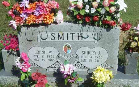 SMITH, JOHNIE W. - Benton County, Arkansas | JOHNIE W. SMITH - Arkansas Gravestone Photos