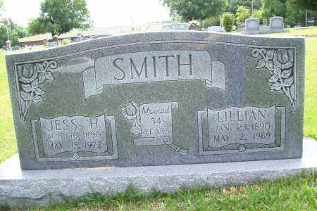 SMITH, LILLIAN - Benton County, Arkansas | LILLIAN SMITH - Arkansas Gravestone Photos