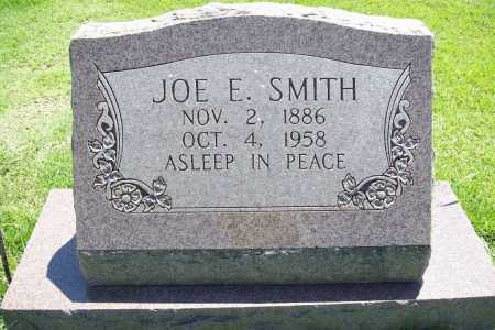 SMITH, JOE E. - Benton County, Arkansas | JOE E. SMITH - Arkansas Gravestone Photos