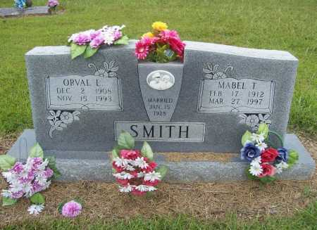 SMITH, ORVAL L. - Benton County, Arkansas | ORVAL L. SMITH - Arkansas Gravestone Photos