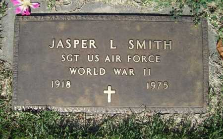 SMITH (VETERAN WWII), JASPER L. - Benton County, Arkansas | JASPER L. SMITH (VETERAN WWII) - Arkansas Gravestone Photos