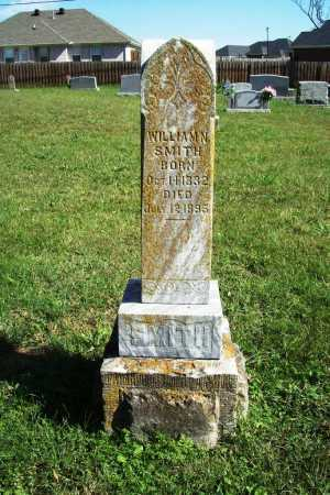 SMITH, WILLIAM N - Benton County, Arkansas | WILLIAM N SMITH - Arkansas Gravestone Photos