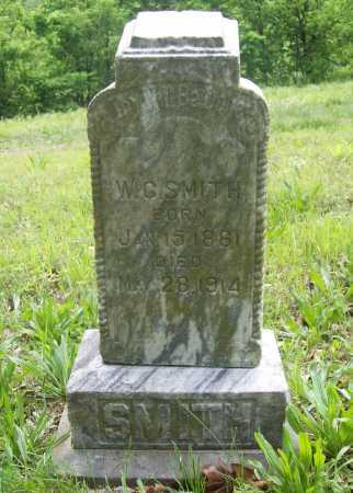 SMITH, W. C. - Benton County, Arkansas | W. C. SMITH - Arkansas Gravestone Photos