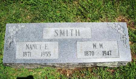 SMITH, W. W. - Benton County, Arkansas | W. W. SMITH - Arkansas Gravestone Photos