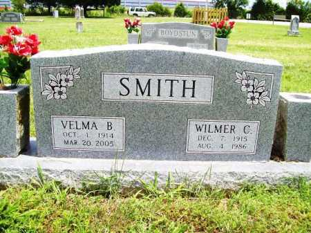 SMITH, WILMER C. - Benton County, Arkansas | WILMER C. SMITH - Arkansas Gravestone Photos