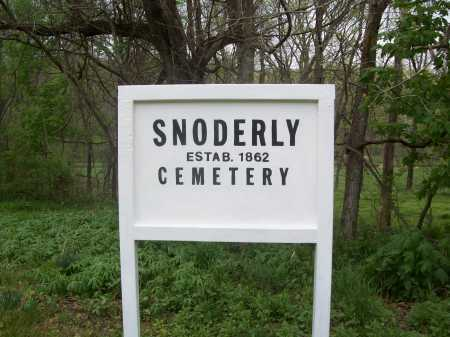 *SNODERLY CEMETERY (UNFENCED),  - Benton County, Arkansas |  *SNODERLY CEMETERY (UNFENCED) - Arkansas Gravestone Photos