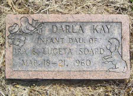 SOARD, DARLA KAY - Benton County, Arkansas | DARLA KAY SOARD - Arkansas Gravestone Photos