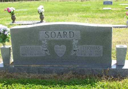 SOARD, MAY ELIZABETH - Benton County, Arkansas | MAY ELIZABETH SOARD - Arkansas Gravestone Photos