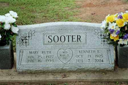 SOOTER, KENNETH EUGENE - Benton County, Arkansas | KENNETH EUGENE SOOTER - Arkansas Gravestone Photos