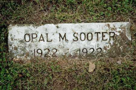 SOOTER, OPAL M. - Benton County, Arkansas | OPAL M. SOOTER - Arkansas Gravestone Photos