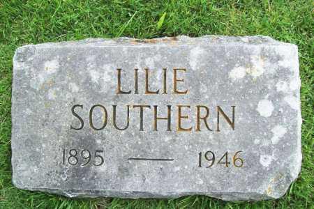 SOUTHERN, LILIE - Benton County, Arkansas   LILIE SOUTHERN - Arkansas Gravestone Photos