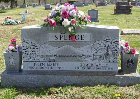 SPENCE, HOMER WYLEY - Benton County, Arkansas | HOMER WYLEY SPENCE - Arkansas Gravestone Photos