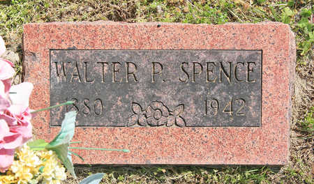SPENCE, WALTER P. - Benton County, Arkansas | WALTER P. SPENCE - Arkansas Gravestone Photos